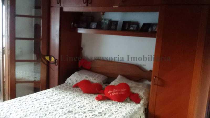 quarto  - Casa de Vila 3 quartos à venda Tijuca, Norte,Rio de Janeiro - R$ 849.999 - PACV30024 - 5