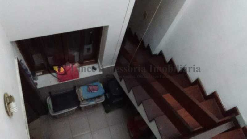 escada para 2piso - Casa de Vila 3 quartos à venda Tijuca, Norte,Rio de Janeiro - R$ 849.999 - PACV30024 - 17
