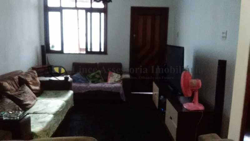 sala - Casa de Vila 3 quartos à venda Tijuca, Norte,Rio de Janeiro - R$ 849.999 - PACV30024 - 3