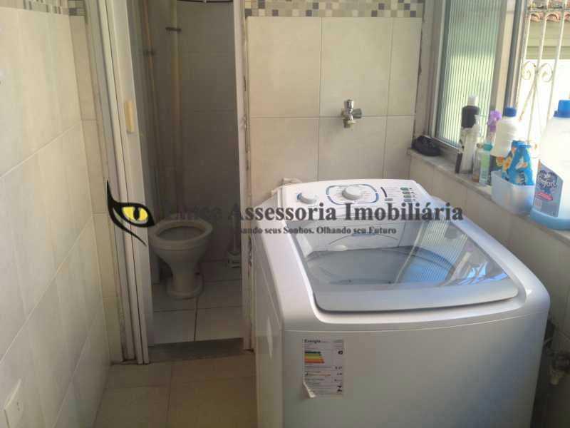 15area - Apartamento Rio Comprido, Norte,Rio de Janeiro, RJ À Venda, 3 Quartos, 140m² - TAAP30896 - 16