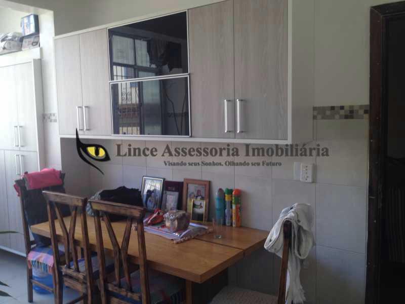17copa - Apartamento Rio Comprido, Norte,Rio de Janeiro, RJ À Venda, 3 Quartos, 140m² - TAAP30896 - 17