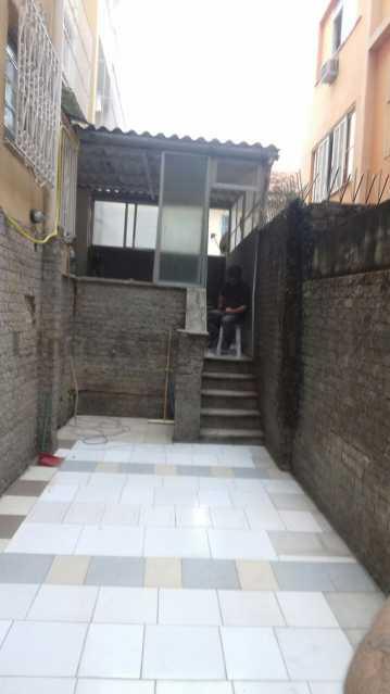 20quintal - Apartamento Rio Comprido, Norte,Rio de Janeiro, RJ À Venda, 3 Quartos, 140m² - TAAP30896 - 20