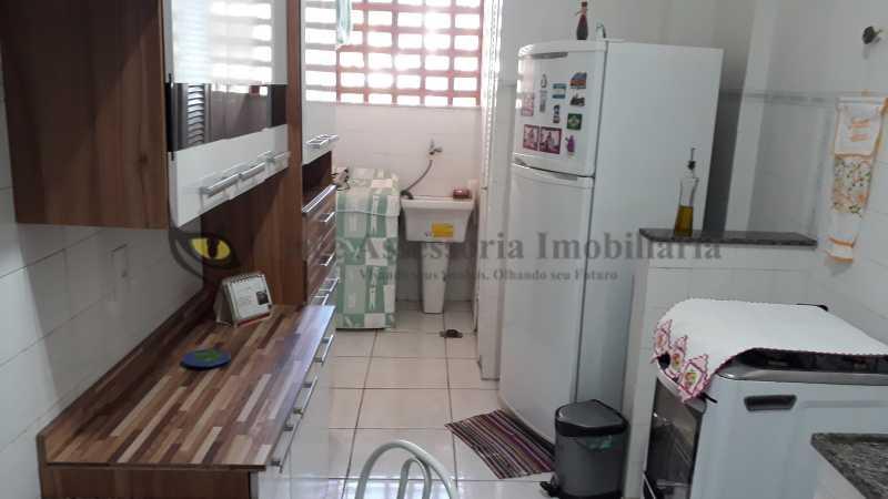 20 cozinha - Apartamento 2 quartos à venda Vila Isabel, Norte,Rio de Janeiro - R$ 350.000 - PAAP21893 - 17