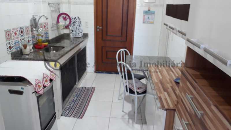 cozinha 1 - Apartamento 2 quartos à venda Vila Isabel, Norte,Rio de Janeiro - R$ 350.000 - PAAP21893 - 15