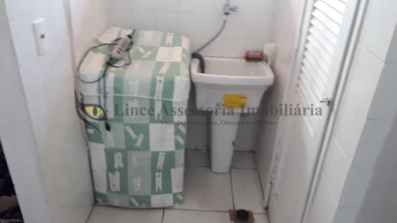 área serv 1 - Apartamento 2 quartos à venda Vila Isabel, Norte,Rio de Janeiro - R$ 350.000 - PAAP21893 - 22