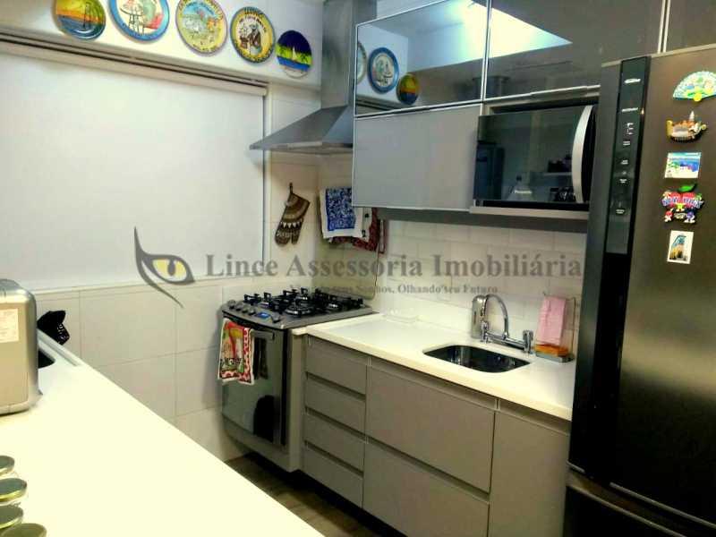 Cozinha - Apartamento Tijuca,Norte,Rio de Janeiro,RJ À Venda,2 Quartos,67m² - PAAP21895 - 15