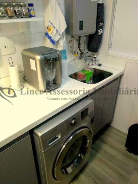 Lavanderia - Apartamento Tijuca,Norte,Rio de Janeiro,RJ À Venda,2 Quartos,67m² - PAAP21895 - 16