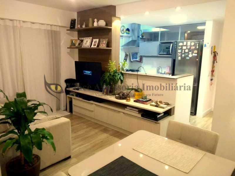 Sala 1.5 - Apartamento Tijuca,Norte,Rio de Janeiro,RJ À Venda,2 Quartos,67m² - PAAP21895 - 1