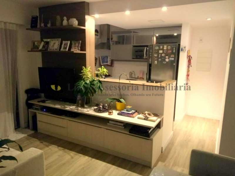 Sala - Apartamento Tijuca,Norte,Rio de Janeiro,RJ À Venda,2 Quartos,67m² - PAAP21895 - 5