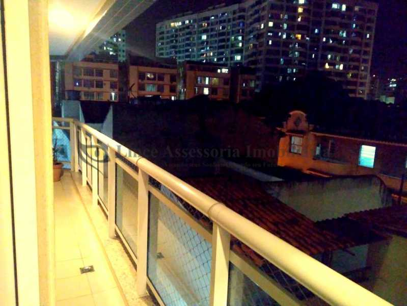 Varanda - Apartamento Tijuca,Norte,Rio de Janeiro,RJ À Venda,2 Quartos,67m² - PAAP21895 - 17