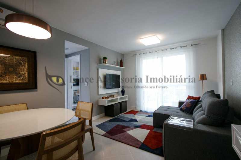 sala1 - Apartamento Lins de Vasconcelos,Norte,Rio de Janeiro,RJ À Venda,2 Quartos,65m² - TAAP21611 - 5