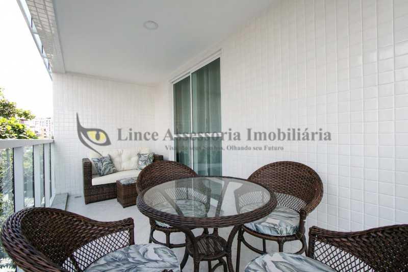 varanda - Apartamento Lins de Vasconcelos,Norte,Rio de Janeiro,RJ À Venda,2 Quartos,65m² - TAAP21611 - 3