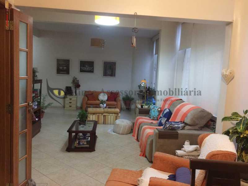 sala - Apartamento À VENDA, Grajaú, Rio de Janeiro, RJ - TAAP40112 - 4