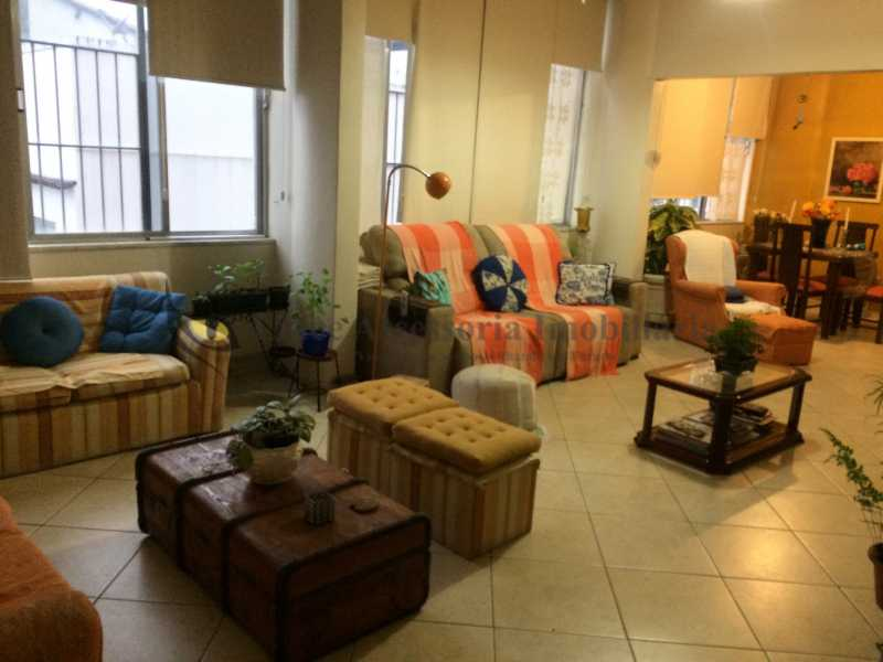 sala 1.2 - Apartamento À VENDA, Grajaú, Rio de Janeiro, RJ - TAAP40112 - 1