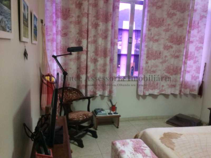 quarto 1.2 - Apartamento À VENDA, Grajaú, Rio de Janeiro, RJ - TAAP40112 - 8