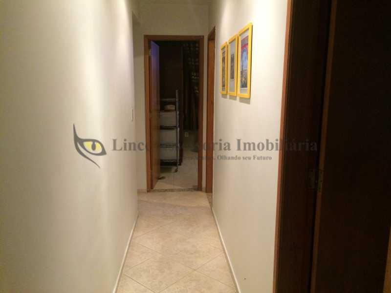 circulação - Apartamento À VENDA, Grajaú, Rio de Janeiro, RJ - TAAP40112 - 10