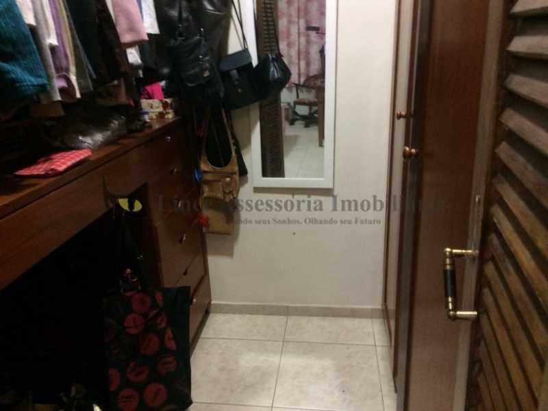 closet 1.1 - Apartamento À VENDA, Grajaú, Rio de Janeiro, RJ - TAAP40112 - 11