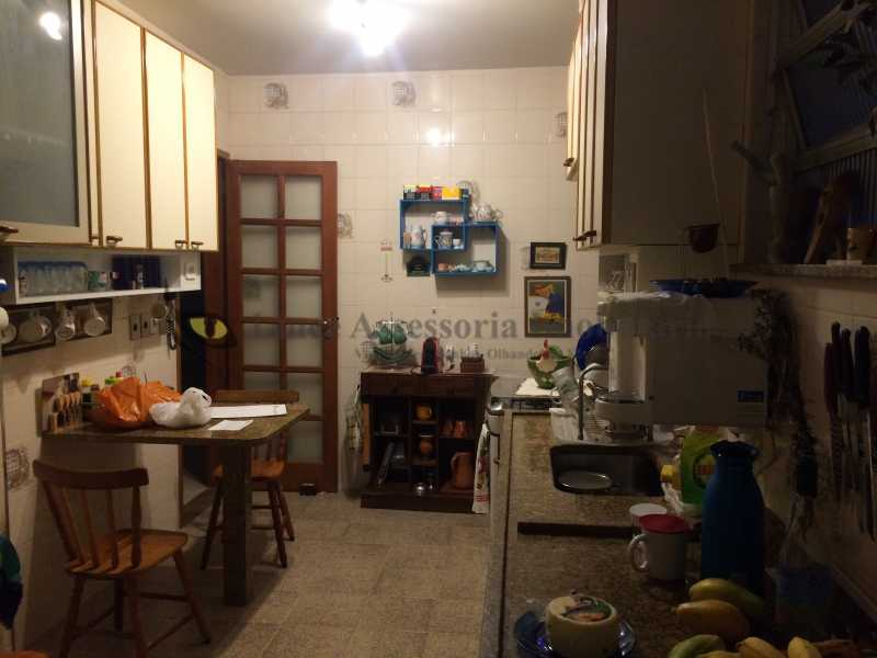 cozinha - Apartamento À VENDA, Grajaú, Rio de Janeiro, RJ - TAAP40112 - 20