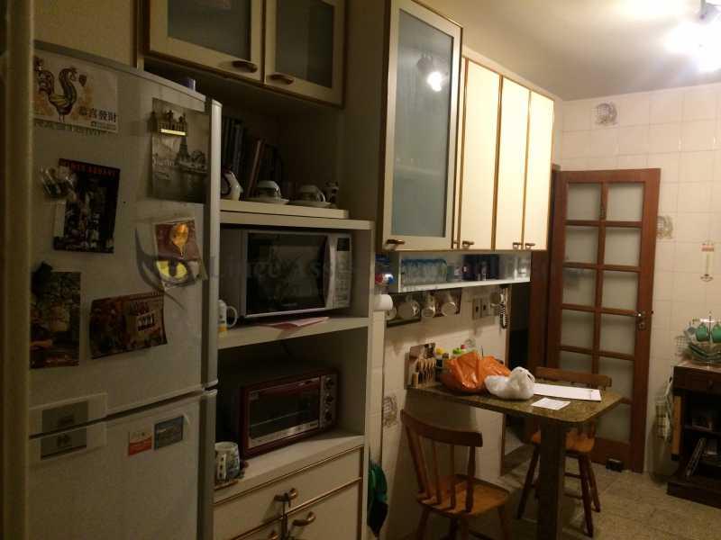 cozinha 1.1 - Apartamento À VENDA, Grajaú, Rio de Janeiro, RJ - TAAP40112 - 21