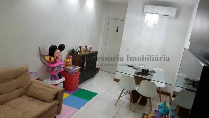 01sala - Apartamento À VENDA, Andaraí, Rio de Janeiro, RJ - TAAP10311 - 1