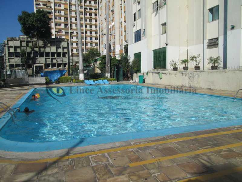 19piscina - Apartamento Engenho Novo, Norte,Rio de Janeiro, RJ À Venda, 3 Quartos, 62m² - TAAP30913 - 22