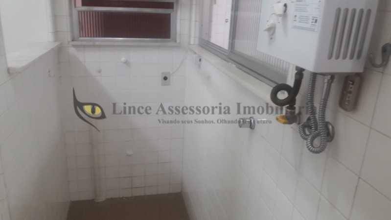 área - Apartamento À Venda - Tijuca - Rio de Janeiro - RJ - TAAP30916 - 17