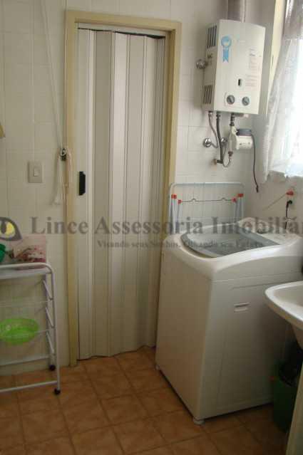 Área de Serviço 1 - Apartamento Tijuca, Norte,Rio de Janeiro, RJ À Venda, 1 Quarto, 60m² - TAAP10314 - 11