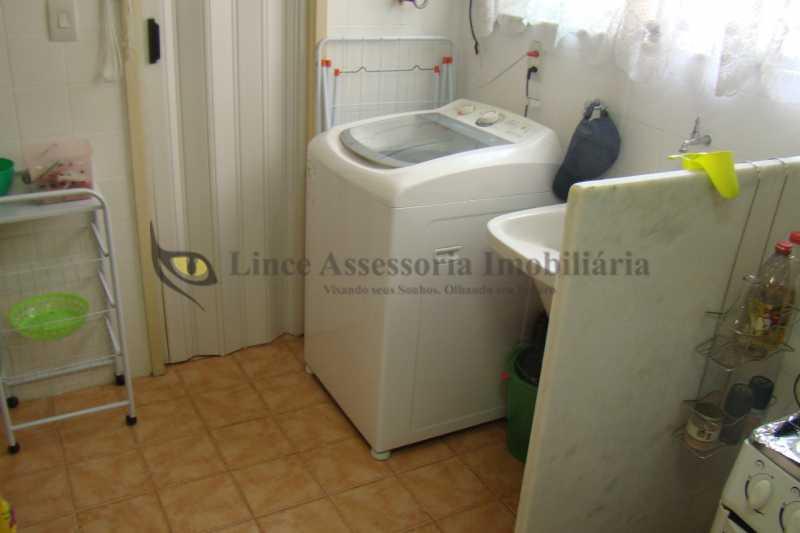 Área de Serviço - Apartamento Tijuca, Norte,Rio de Janeiro, RJ À Venda, 1 Quarto, 60m² - TAAP10314 - 12