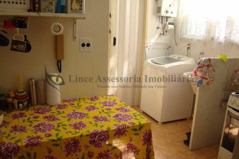 Cozinha  - Apartamento Tijuca, Norte,Rio de Janeiro, RJ À Venda, 1 Quarto, 60m² - TAAP10314 - 7