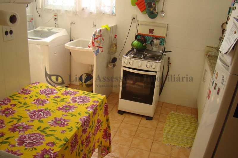 Cozinha - Apartamento Tijuca, Norte,Rio de Janeiro, RJ À Venda, 1 Quarto, 60m² - TAAP10314 - 9