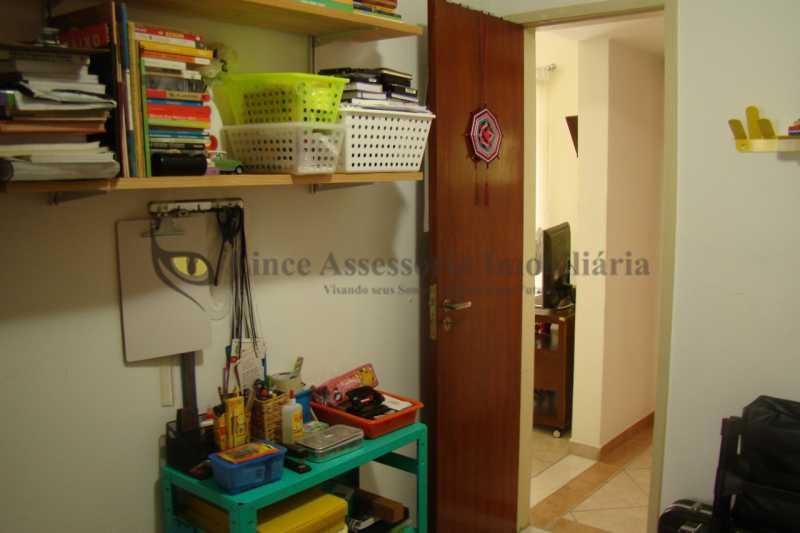 Quarto de Empregada   - Apartamento Tijuca, Norte,Rio de Janeiro, RJ À Venda, 1 Quarto, 60m² - TAAP10314 - 13