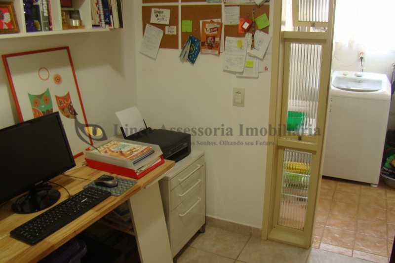 Quarto de Empregada - Apartamento Tijuca, Norte,Rio de Janeiro, RJ À Venda, 1 Quarto, 60m² - TAAP10314 - 14
