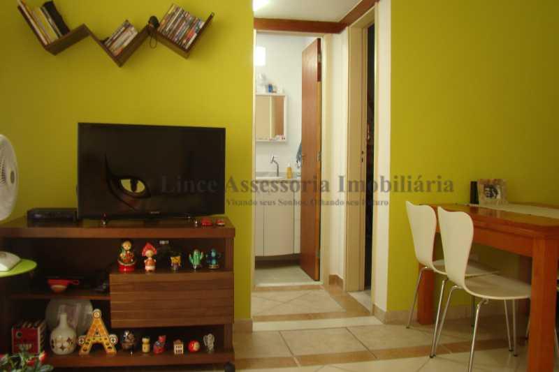 Sala  - Apartamento Tijuca, Norte,Rio de Janeiro, RJ À Venda, 1 Quarto, 60m² - TAAP10314 - 1