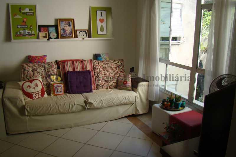 Sala - Apartamento Tijuca, Norte,Rio de Janeiro, RJ À Venda, 1 Quarto, 60m² - TAAP10314 - 3