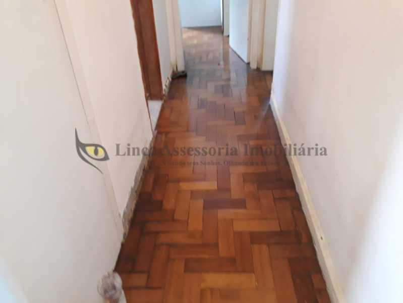 3 corredor - Apartamento À VENDA, Tijuca, Rio de Janeiro, RJ - TAAP21625 - 4