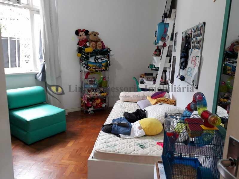 4 quarto (1) - Apartamento À VENDA, Tijuca, Rio de Janeiro, RJ - TAAP21625 - 5