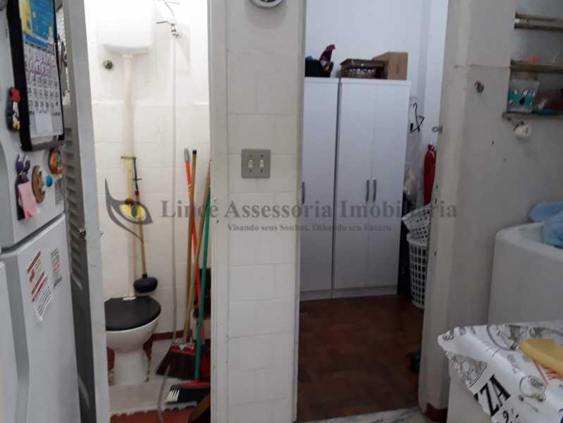 11 área - Apartamento À VENDA, Tijuca, Rio de Janeiro, RJ - TAAP21625 - 12