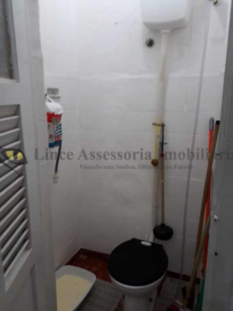 13 banh serviço - Apartamento À VENDA, Tijuca, Rio de Janeiro, RJ - TAAP21625 - 14