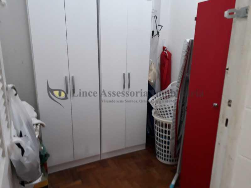 14 quarto empregada - Apartamento À VENDA, Tijuca, Rio de Janeiro, RJ - TAAP21625 - 15