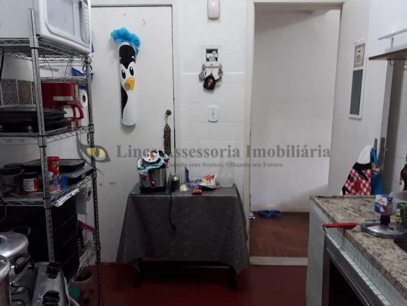 23 cozinha - Apartamento À VENDA, Tijuca, Rio de Janeiro, RJ - TAAP21625 - 24