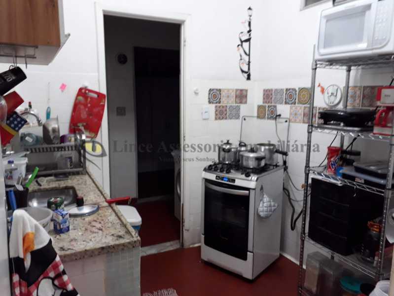 16 cozinha - Apartamento À VENDA, Tijuca, Rio de Janeiro, RJ - TAAP21625 - 17