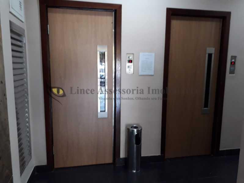 22 portaria - Apartamento À VENDA, Tijuca, Rio de Janeiro, RJ - TAAP21625 - 23