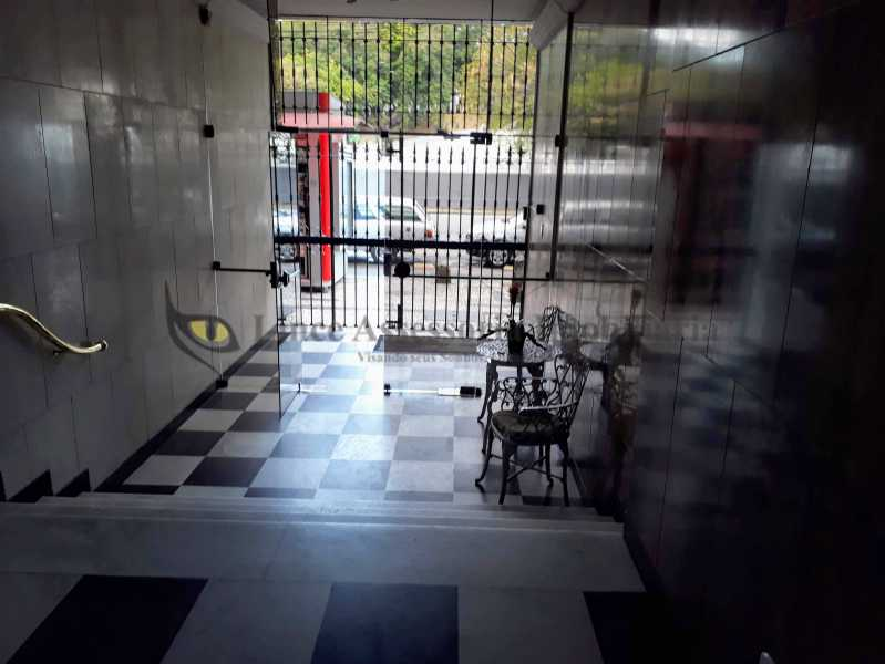 19 portaria - Apartamento À VENDA, Tijuca, Rio de Janeiro, RJ - TAAP21625 - 20