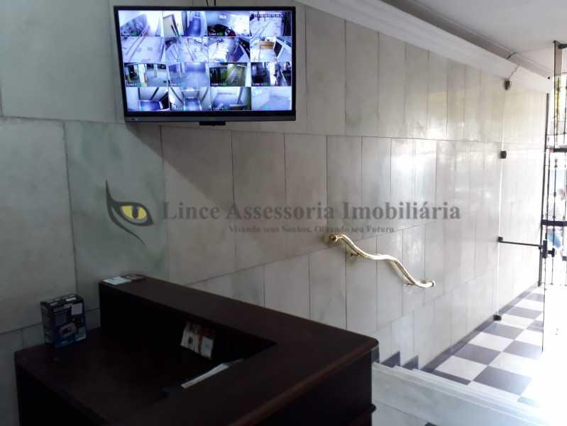20 portaria - Apartamento À VENDA, Tijuca, Rio de Janeiro, RJ - TAAP21625 - 21