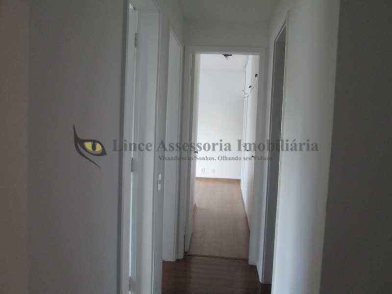 circulação - Apartamento À VENDA, Tijuca, Rio de Janeiro, RJ - TAAP30917 - 6