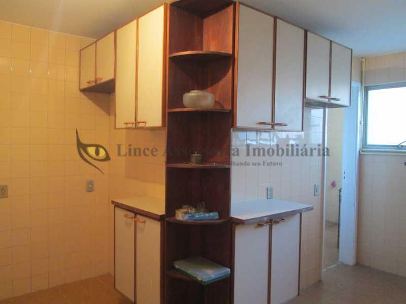 cozinha1 - Apartamento À VENDA, Tijuca, Rio de Janeiro, RJ - TAAP30917 - 18
