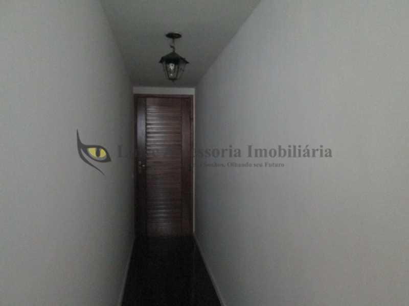 hall1 - Apartamento À VENDA, Tijuca, Rio de Janeiro, RJ - TAAP30917 - 8