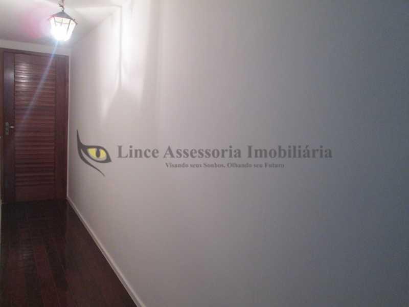 hall - Apartamento À VENDA, Tijuca, Rio de Janeiro, RJ - TAAP30917 - 7