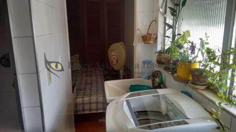 21 area serv - Apartamento Engenho Novo, Norte,Rio de Janeiro, RJ À Venda, 1 Quarto, 45m² - TAAP10316 - 25