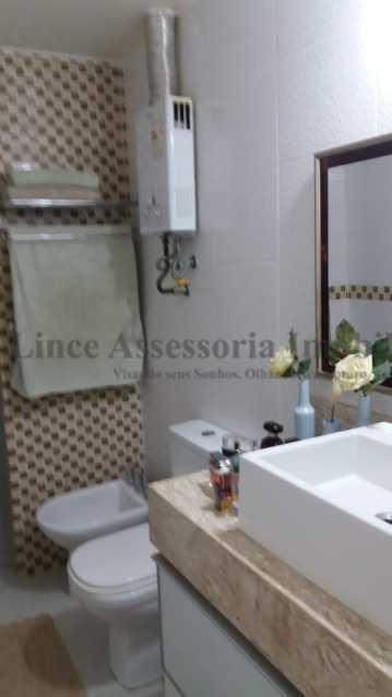 banheiro social  - Apartamento Engenho Novo,Norte,Rio de Janeiro,RJ À Venda,2 Quartos,98m² - TAAP21642 - 8